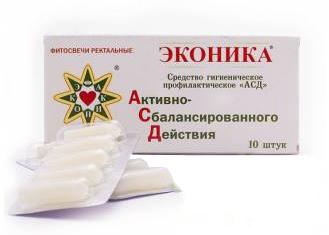 Свечи АСД-2 Дорогова